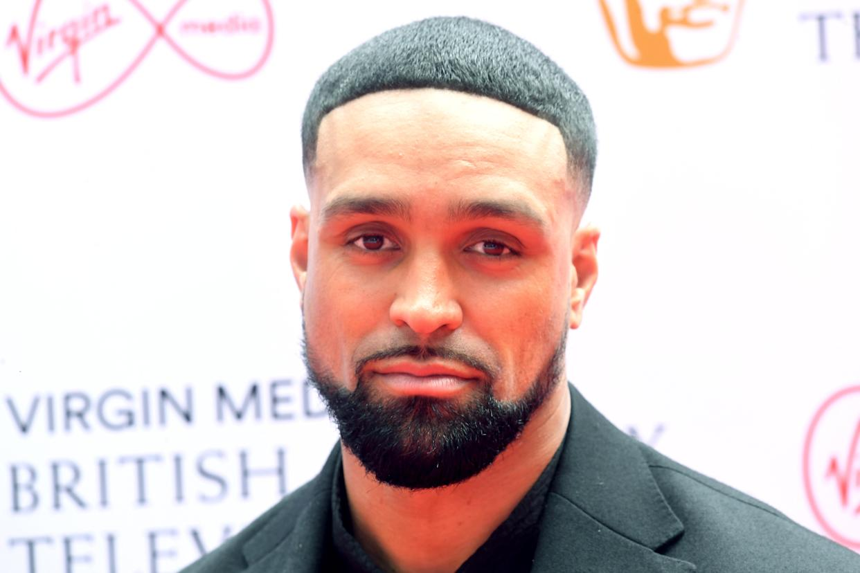 LONDON, ENGLAND - JUNE 06: Ashley Banjo attends the Virgin Media British Academy Television Awards 2021 at Television Centre on June 06, 2021 in London, England. (Photo by Dave J Hogan/Getty Images)