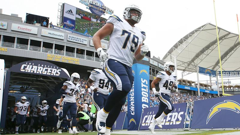 Chargers Week 2 television ratings down 53 percent in San Diego