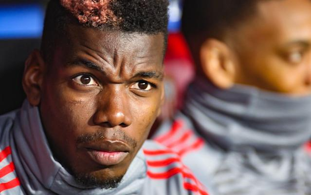 Manchester United are likely to be without Paul Pogba for Tuesday's crucial Champions League tie against Sevilla after the France midfielder missed training on Monday morning. Pogba was ruled out of Saturday's 2-1 win over Liverpool through injury after a collision with a team-mate in the final minute of United's last training session the day before. Jose Mourinho was non-committal at the weekend about Pogba's prospects of being available to face Sevilla but it now appears doubtful the Frenchman will feature. Pogba was not among the squad that trained at United's Carrington training base on Monday morning ahead of the second leg of their delicately poised round of 16 tie at home to the Spanish side. United drew 0-0 in the first leg when they were indebted to a wonderful save from goalkeeper David de Gea. Pogba's absence marks the continuation of a troubled 2018 so far for the player, who was substituted in the defeats to Spurs and Newcastle and dropped for the games against Huddersfield, in the league, and the first leg against Sevilla owing to his poor form. Mourinho and Pogba have held talks although there appeared to be no lingering tension judging by the way the midfielder playfully gatecrashed a television interview his manager was conducting in the wake of the Liverpool win on Saturday. Is Jose Mourinho the man to solve the Paul Pogba puzzle? Defenders Daley Blind, Phil Jones and Marcos Rojo and midfielder Ander Herrera were also absent from training on Monday although there was better news for Mourinho over Anthony Martial, with the France forward back in training after missing the wins against Crystal Palace and Liverpool with a thigh injury. Striker Zlatan Ibrahimovic, who has not featured since Boxing Day, also trained.