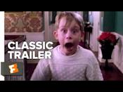 """<p>Nothing guarantees heartwarming hijinx quite like the work of the iconic John Hughes. <a href=""""https://www.esquire.com/entertainment/movies/a30680749/macaulay-culkin-interview-life-now-after-home-alone-2020/"""" rel=""""nofollow noopener"""" target=""""_blank"""" data-ylk=""""slk:Macaulay Culkin stars"""" class=""""link rapid-noclick-resp"""">Macaulay Culkin stars</a> as Kevin McCallister, a young boy who thinks that his wish for his family to disappear has come true and finds himself home alone on Christmas. Accidentally left behind from his family's holiday vacation, Kevin also becomes the accidental sole defender of his family's estate against two burglars.</p><p><a class=""""link rapid-noclick-resp"""" href=""""https://www.amazon.com/Home-Alone-Macaulay-Culkin/dp/B0031QNMKK/ref=sr_1_1?crid=2KEZSWNBRIQF3&dchild=1&keywords=home+alone&qid=1603987512&s=instant-video&sprefix=hiome+a%2Cinstant-video%2C145&sr=1-1&tag=syn-yahoo-20&ascsubtag=%5Bartid%7C10054.g.29850133%5Bsrc%7Cyahoo-us"""" rel=""""nofollow noopener"""" target=""""_blank"""" data-ylk=""""slk:Watch Now"""">Watch Now</a></p><p><a href=""""https://www.youtube.com/watch?v=jEDaVHmw7r4"""" rel=""""nofollow noopener"""" target=""""_blank"""" data-ylk=""""slk:See the original post on Youtube"""" class=""""link rapid-noclick-resp"""">See the original post on Youtube</a></p>"""