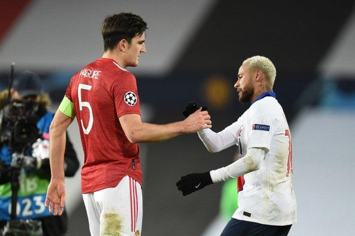 <p>The game at Old Trafford was something of a throwback</p>AFP via Getty Images