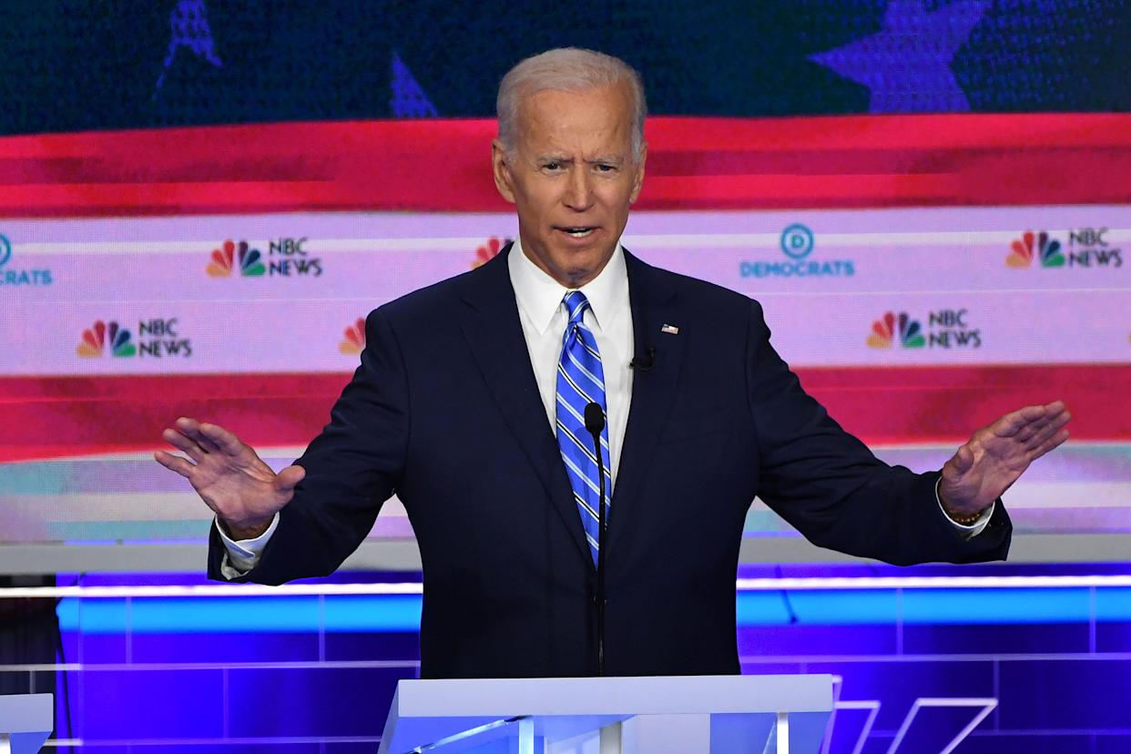 Joe Biden (Photo: Saul Loeb/AFP/Getty Images)