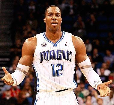 Magic center Dwight Howard could be one of the NBA's next major stars to leave a small market if he becomes a free agent in the summer of 2012