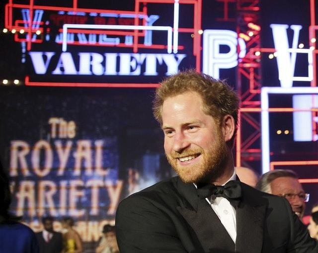 Royal Variety Performance 2015