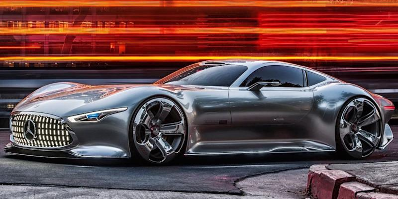 Wild Rumor Says Mercedes Amg Will Build A Hypercar With 1000 Hp Four Cylinder