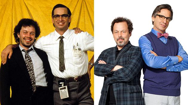 """""""King of the Nerds"""" - Curtis Armstrong & Robert Carradine"""