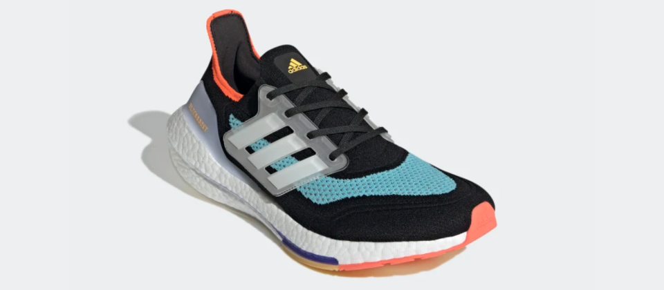ULTRABOOST 21 SHOES, $195 (was S$260). PHOTO: adidas
