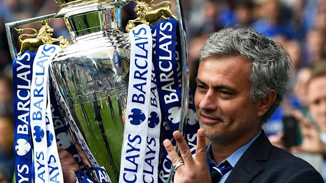 Tottenham boss Jose Mourinho claims he will take a humble approach into his new job but that will not stop him aiming big.