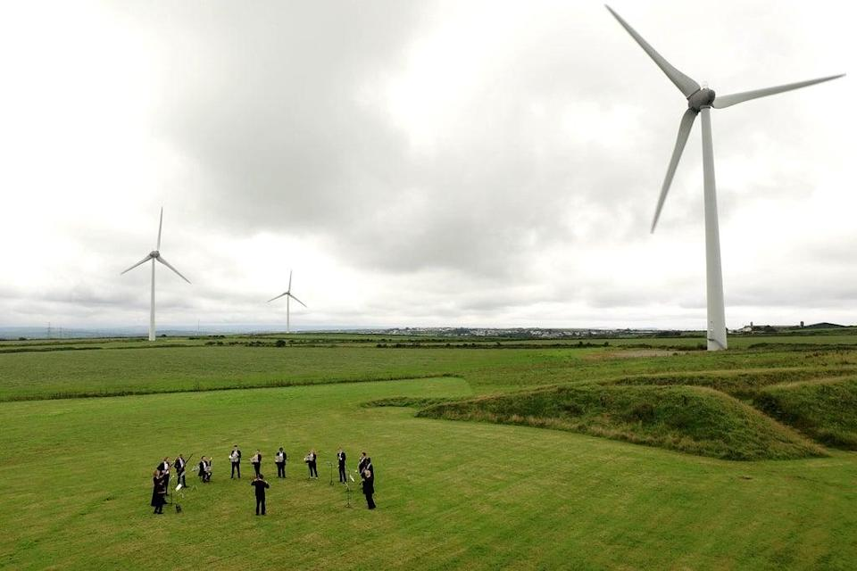 Unlike most suppliers, Good Energy runs its own wind farms. (Fionn Crow/PA) (PA Archive)