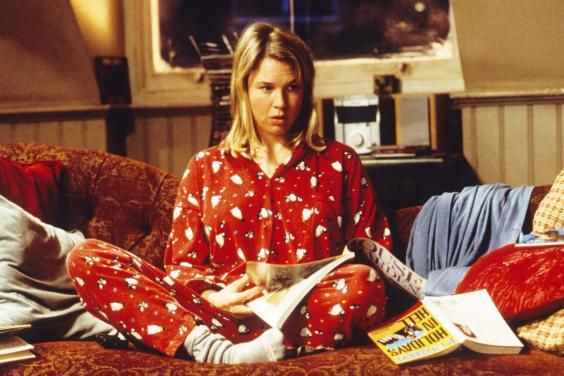 Renee Zellweger in the reliably warm 'Bridget Jones's Diary' (Universal/Rex)