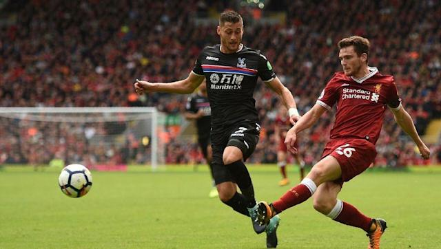 <p>Liverpool fans will be hoping that Andrew Robertson's fantastic debut for the club will be the first step in a solution to their defensive woes.</p> <br><p>Filling in at left-back for Alberto Moreno, Robertson put in a flawless performance in his side's convincing 1-0 victory over Crystal Palace. </p> <br><p>Marauding down the left wing, whipping in fierce crosses while also performing his defensive duties with aplomb, Robertson deserves a regular starting place over Moreno.</p>