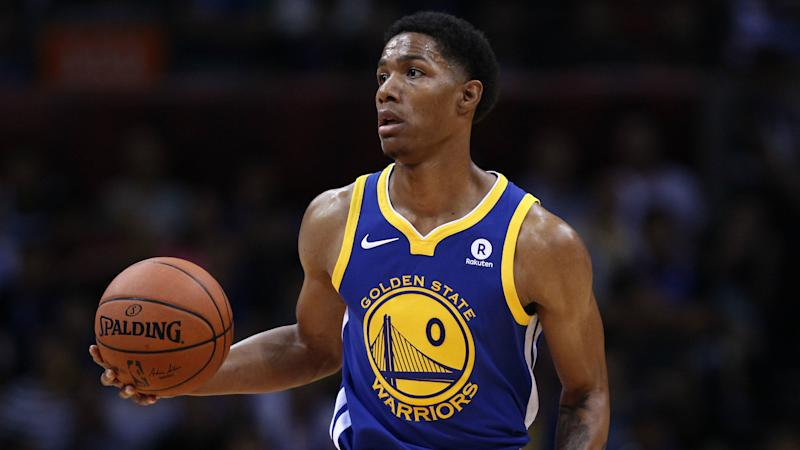 Patrick McCaw addresses spinal injury, Vince Carter foul for first time since scary fall