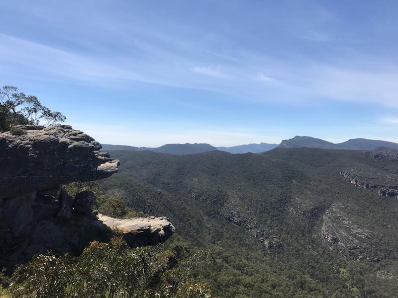 <p>The Grampians National Park is one of Victoria's most popular natural attractions for bushwalking.</p>