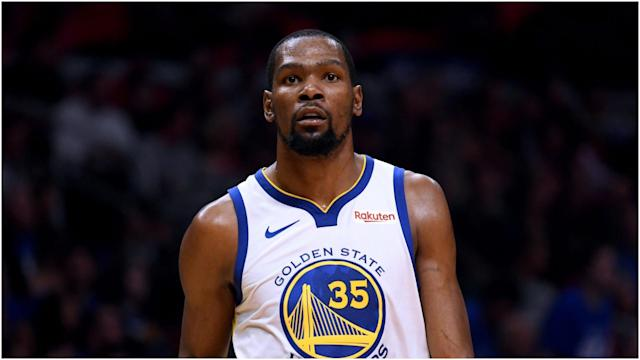 Kevin Durant joining the Brooklyn Nets should be considered the most likely scenario in free agency, in the view of Kendrick Perkins.
