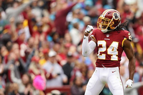 Josh Norman says Washington's defense 'could be all-time' great