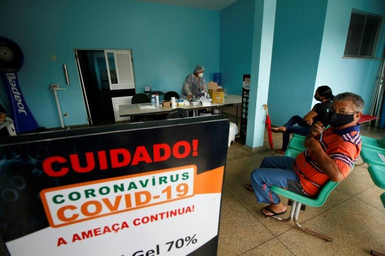 Iranduba, an Amazonian town in northwest Brazil, has only one hospital and no intensive care beds
