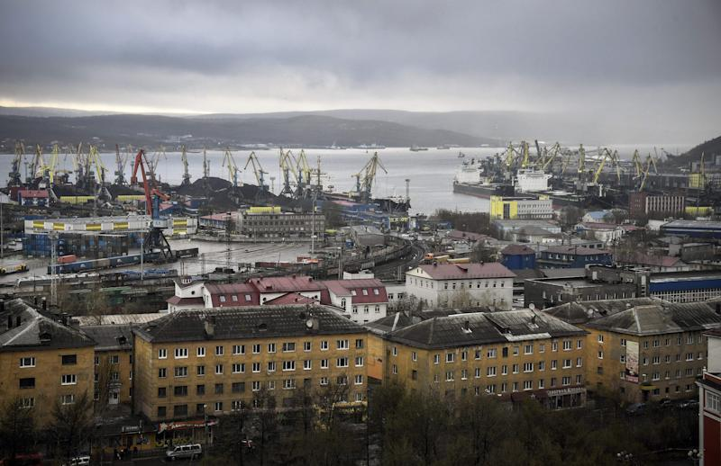 Port of Murmansk