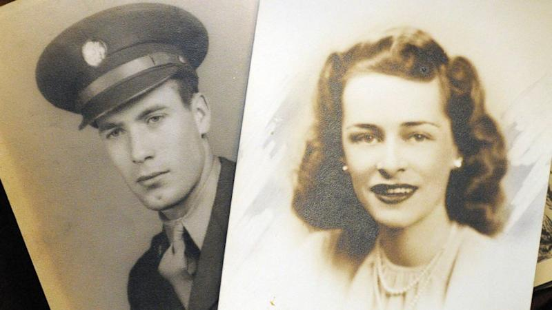 WWII Love Letters Reveal 3 Soldiers Vying for Same Woman's Heart
