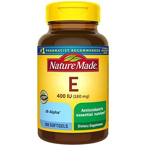 """<p><strong>Nature Made</strong></p><p>amazon.com</p><p><strong>$13.30</strong></p><p><a href=""""https://www.amazon.com/dp/B0002VG3PS?tag=syn-yahoo-20&ascsubtag=%5Bartid%7C10055.g.36743140%5Bsrc%7Cyahoo-us"""" rel=""""nofollow noopener"""" target=""""_blank"""" data-ylk=""""slk:Shop Now"""" class=""""link rapid-noclick-resp"""">Shop Now</a></p><p>Another tip from tattoo artist Nomy: If that tattoo is taking a longer time to heal and if a bigger scab is forming, he recommends using vitamin E oil on it at night. """"Just pierce the capsule and apply a little of the oil.""""<strong><br></strong></p><p><strong>RELATED:</strong> <a href=""""https://www.goodhousekeeping.com/beauty/anti-aging/a36503215/vitamin-e-for-skin-benefits-products/"""" rel=""""nofollow noopener"""" target=""""_blank"""" data-ylk=""""slk:What Does Vitamin E Do for Skin? A Dermatologist Explains Its Benefits"""" class=""""link rapid-noclick-resp"""">What Does Vitamin E Do for Skin? A Dermatologist Explains Its Benefits</a></p>"""
