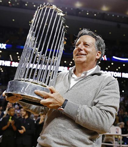 Boston Red Sox chairman Tom Werner (AP)