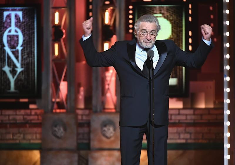 Twitter Lashes Out at Trump's Grammar After He Slams De Niro's IQ