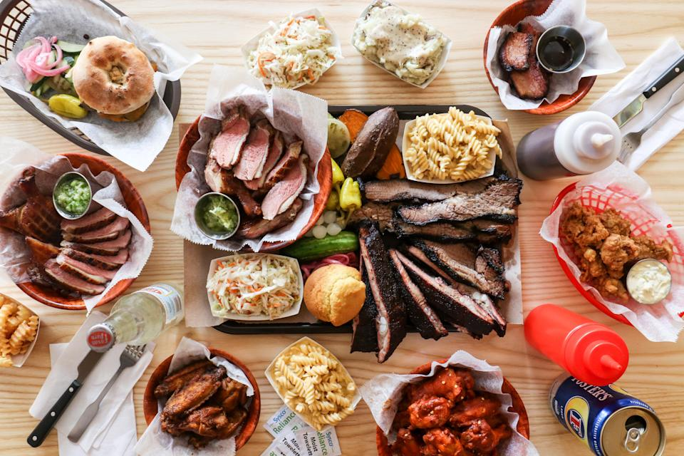 How Randall's Barbecue and Holy Ground add to the city's BBQ bonafides, helping cement a style that's distinctly New York.