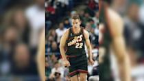 <p>You have to go all the way back to 1996 to find the seven-year, $33.6 million deal signed by Jim McIlvaine with the SuperSonics, but the wound might still feel fresh to some Sonics fans.</p> <p>In the season prior to that, McIlvaine had improved — yes, improved — his average points per game to 2.3 while averaging about 15 minutes. Not exactly world-beating, but it was apparently enough to get Seattle to think the time was now to lock him up long term.</p> <p>Rumor has it McIlvaine's deal so infuriated long-time star Shawn Kemp that he demanded a trade. To Cleveland. So you know he must have been serious. And he was right about McIlvaine, who averaged less than three points a game for the contract.</p> <p><small>Image Credits: Otto Greule Jr / Getty Images</small></p>