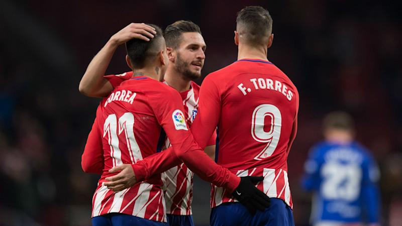 Substitutes made the difference - Simeone