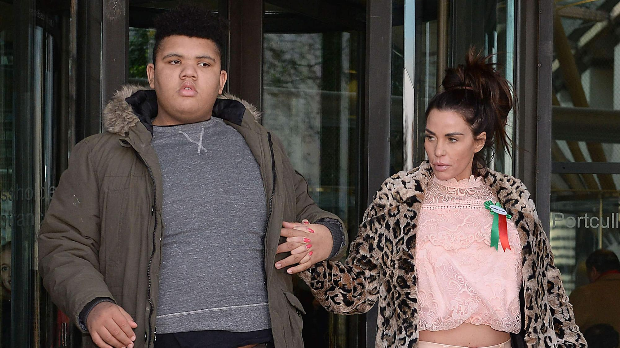Disability charity praises Katie Price: Harvey And Me documentary