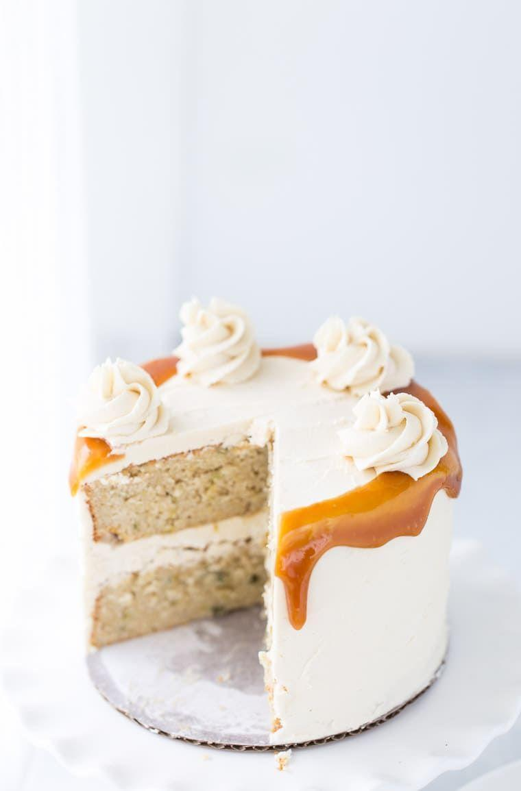 """<p>This cake needs to be on your holiday dessert spread this year.</p><p>Get the recipe from<span class=""""redactor-invisible-space""""> <a href=""""http://blahnikbaker.com/spiced-pear-cake-with-honey-caramel-frosting/"""" rel=""""nofollow noopener"""" target=""""_blank"""" data-ylk=""""slk:Blahnik Baker"""" class=""""link rapid-noclick-resp"""">Blahnik Baker</a>.</span><br></p>"""