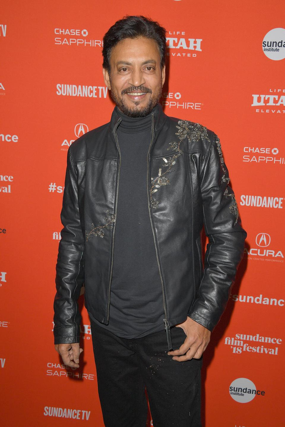<strong>Irrfan Khan (1967- 2020)<br /><br /></strong>The world of Bollywood was left in mourning following Irrfan's death, at the age of 53. To international audiences, he was also known for his role in Slumdog Millionaire.