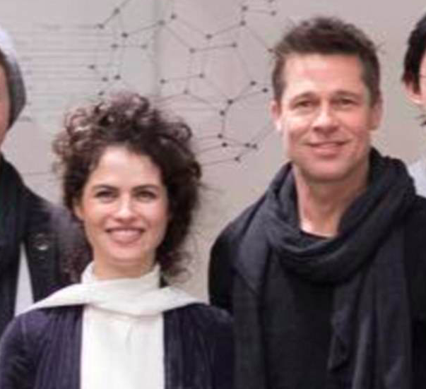 Brad Pitt and Neri Oxman have also been rumoured to be dating. Source: Instagram / camenzino