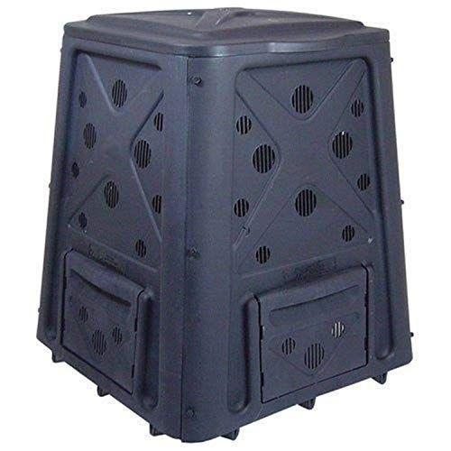 """<p><strong>Redmon 65 Gallon bin</strong></p><p>amazon.com</p><p><strong>$69.99</strong></p><p><a href=""""https://www.amazon.com/dp/B003HOR8BK?tag=syn-yahoo-20&ascsubtag=%5Bartid%7C10050.g.35980340%5Bsrc%7Cyahoo-us"""" rel=""""nofollow noopener"""" target=""""_blank"""" data-ylk=""""slk:Shop Now"""" class=""""link rapid-noclick-resp"""">Shop Now</a></p><p>This sturdy box is easy to assemble, sits directly on the ground, and will hold a ton of kitchen scraps. It'll also keep skunks and other scavengers from rooting through it. Handy doors at the bottom open up to allow you to remove soil once it's ready.</p>"""
