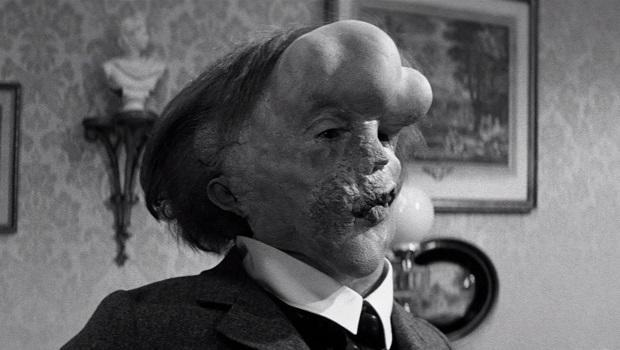 <p> Two time BAFTA winner, The Elephant Man is the heart-breaking tale of severely disfigured man in the 19th Century. New to the directing scene with only one feature film under his belt at the time, David Lynch emerged as a forerunner in eccentricity. John Hurt gets under the skin of the downtrodden and deformed Joseph Merrick, who's living in shame as part of a Victorian freak show, until Frederick Treves (Anthony Hopkins) swoops in to save his abused soul. </p>
