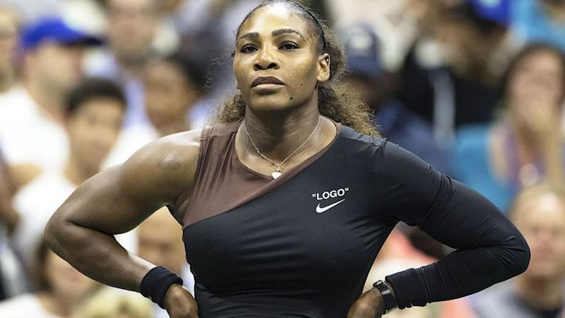 Serena Williams named woman of the year