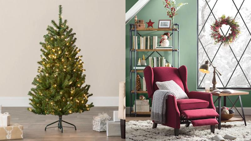Get a jumpstart on your holiday decorations at Wayfair.