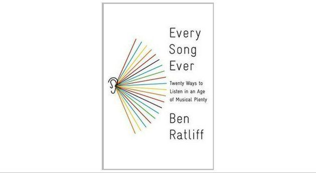"""""""We are listening to music in the time of the cloud,"""" Ratliff begins <i><a href=""""https://www.amazon.com/gp/product/0374277907/ref=as_li_qf_sp_asin_il_tl?ie=UTF8&tag=thehuffingtop-20&camp=1789&creative=9325&linkCode=as2&creativeASIN=0374277907&linkId=13e0c4fa82b848a6a1798b37480c87d4"""" target=""""_blank"""">Every Song Ever: Twenty Ways to Listen to Music in an Age of Musical Plenty</a></i><i>. </i>Regardless of who we are or where we live, today's digital era provides us access to a seemingly infinite playlist, the ability to listen to anything, anywhere, anytime. This radical abundance, and the experimentation and cross-pollination it engenders, Ratcliff suggests, requires new means of listening and understanding music. Genre, The New York Times music critic suggests, is obsolete. Ratliff goes on to suggest 20 new ways to describe music — based more in feeling than era, technique, or physical origin. Slowness, for example, unites Sarah Vaughan's """"Lover Man"""" and Sleep's """"Dopesmoker."""" And silence or quietness connects John Cage's """"4'33"""" and Aaliyah's """"Are You That Somebody."""" It's a fun read, best experienced with Spotify open and ready, and an unorthodox look at music's past and limitless present. -PF"""