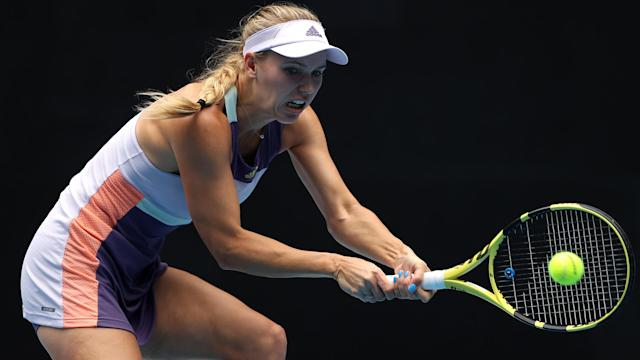 A third-round loss at the Australian Open brought an end to Caroline Wozniacki's professional career.