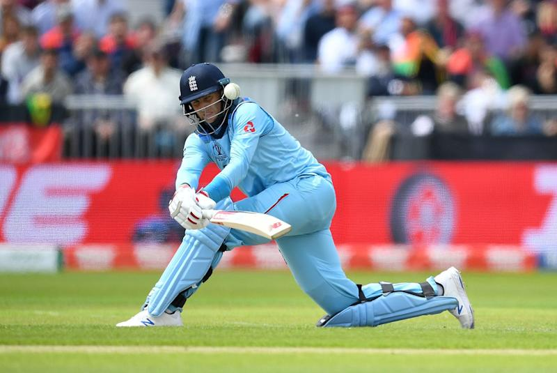 Joe Root has become England's Mr Reliable with two centuries so far at the ICC Men's Cricket World Cup
