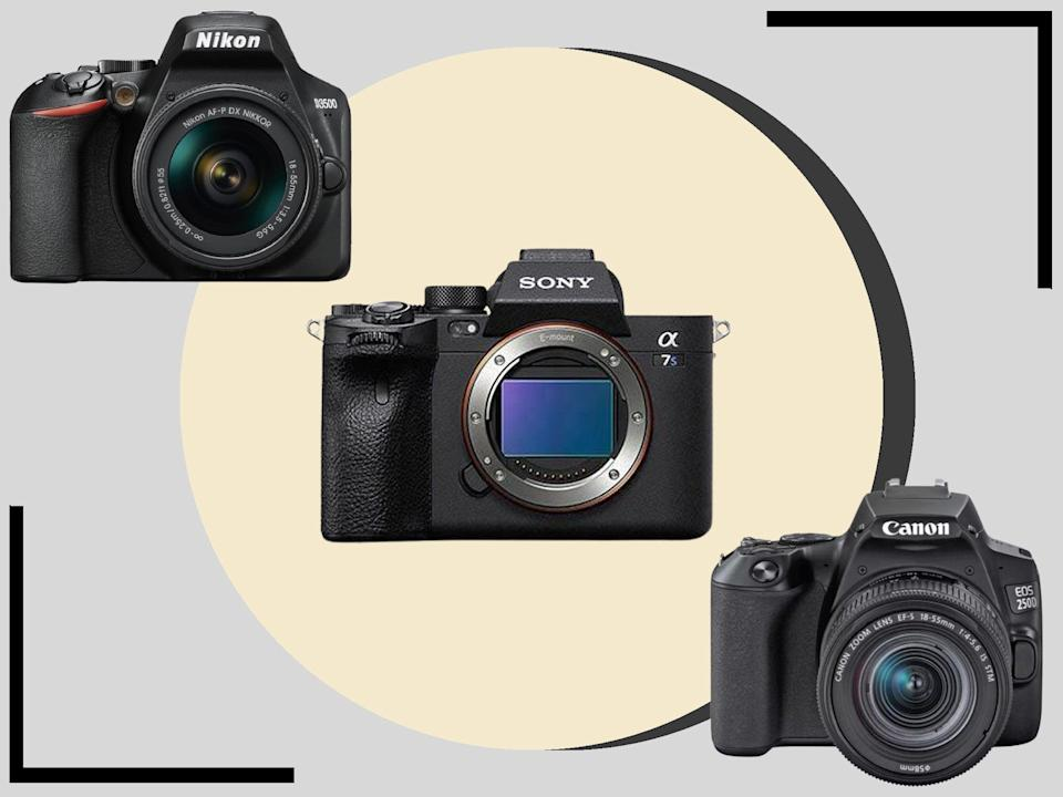 We considered weight, autofocus, value for money, performance and feel (The Independent)