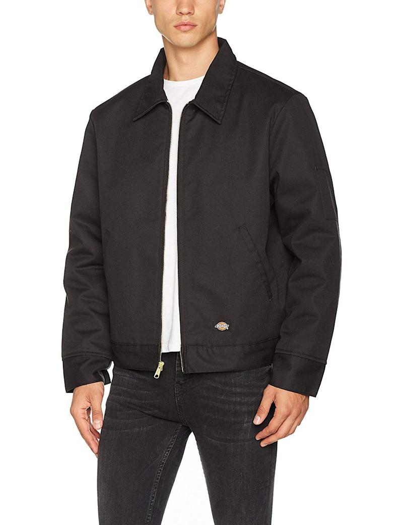The Dickies jacket West wore to the 2019 Met Gala is available on Amazon for $40. (Photo: Dickies)