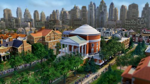 Hands-on: Sim City review