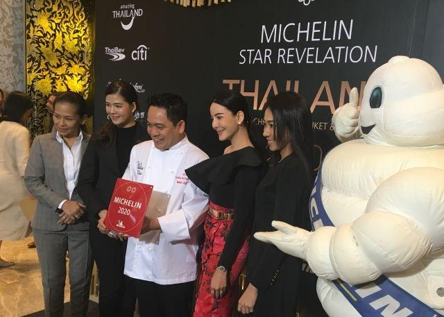 Thai cuisine restaurants get two Michelin stars for first time at home