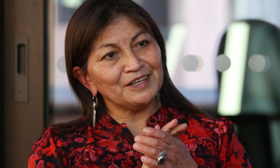 Elisa Loncon, a member of the Mapuche people, will direct the drafting of the country's new constitution.