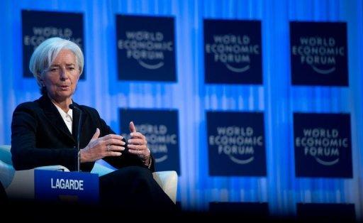 Global elite cautiously optimistic as Davos opens