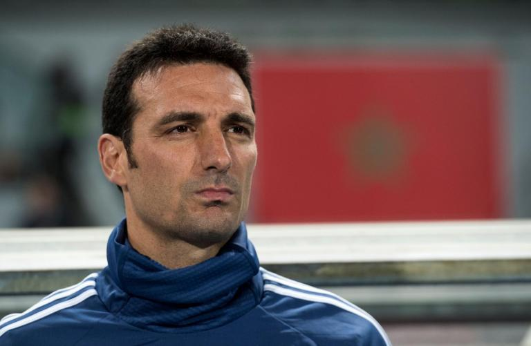 Argentina coach Lionel Scaloni hospitalised after being hit by a car while cycling in Mallorca