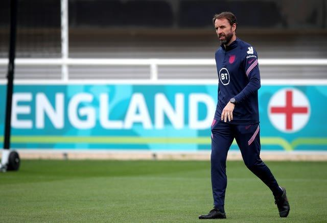 Gareth Southgate has been in charge of England since 2016