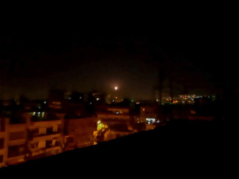 Israel launches air strikes in Syria; Damascus says two killed