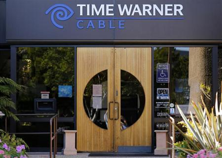 The Time Warner Cable office is shown in Carlsbad