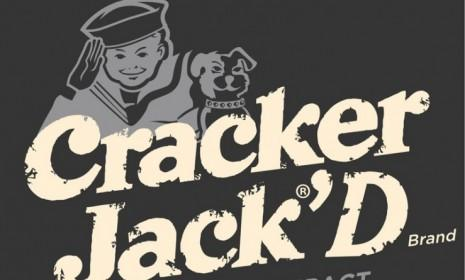 The classic snack gets an amped upgrade with a caffeine-infused line called Cracker Jack'd, which come in a variety of flavors including spicy pizzeria and salted caramel.